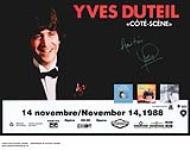 MIKAN 3929231 Yves Duteil  1988. [Yves Duteil, 1988.]