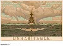 "MIKAN 2845183 Unhabitable :  part of a set entitled ""There Is No Land Unhabitable, Nor Sea Innavigable""(Master Robert Thorne, 1527) 1926-1934. [146 KB, 1000 X 737]"
