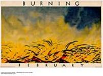 MIKAN 2845143 Burning, February. 1926-1934. [Burning, February., 1926-1934.]