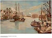 MIKAN 2845271 [untitled] :  Empire dock. 1926-1934. [[untitled] :, 1926-1934.]