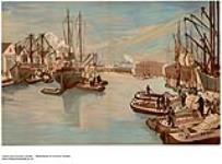 MIKAN 2845271 [untitled] :  Empire dock. 1926-1934. [188 KB, 1000 X 737]