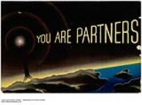 """MIKAN 2845291 You are Partners :  part of a set entitled """"You Are Partners in an Empire Make It Prosperous"""". 1926-1934 [You are Partners :, 1926-1934]"""