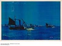 MIKAN 2845234 [untitled] :  night fishing. 1926-1934. [155 KB, 1000 X 736]