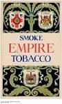 MIKAN 2844917 Smoke Empire Tobacco. 1919-1938. [366 KB, 1000 X 1661]