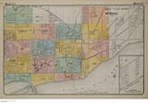 MIKAN 3841633 Atlas of the city of Toronto and suburbs, in three volumes, 1910, revised Oct. 1913, Volume Three. October 1913. [Atlas of the city of Toronto and suburbs, in three volumes, 1910, revised Oct. 1913, Volume Three., October 1913.]