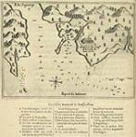 MIKAN 3919824 B. port de Tadoucac  [document cartographique]  1613. [B. port de Tadoucac [document cartographique], 1613.]