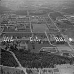 Aerial view of Camp Valcartier. [239 KB, 1000 X 993]