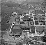 Aerial view of Camp Valcartier. [254 KB, 1000 X 975]