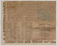 MIKAN 3984371 Tremaine's map of the County of Brant, Canada West [cartographic material] / 1858. [Tremaine's map of the County of Brant, Canada West [cartographic material] /, 1858.]