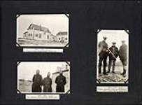 MIKAN 4876971 RCMP Post, Chesterfield, Hudson Bay; R.C. Fathers, Chesterfield, Hudson Bay; Messrs. Taverner, Conn and Mackenzie, Chesterfield Inlet [Igluligaarjuk], Hudson Bay. 1929 [140 KB]