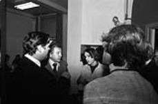 MIKAN 4399729 J. Roberts - Minister SEC - National Theatre School, Montréal. 1977. [129 KB, 1000 X 654]