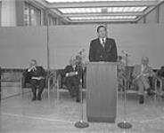 MIKAN 4400342 MIKAN 4400342: J. Roberts - Minister SEC - Jewish Library, Ottawa. 1977. [J. Roberts - Minister SEC - Jewish Library, Ottawa., 1977.]