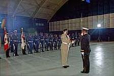 Honour Guard for NATO General's visit. [186 KB, 1000 X 667]