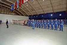 Honour Guard for NATO General's visit. [184 KB, 1000 X 666]