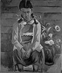 MIKAN 4404111 [Young girl]. [ca. 1937]-1995. [[Young girl]., [ca. 1937]-1995.]