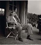 MIKAN 4324882 Photographie de plateau du film  «Les Chevaliers du ciel». 1941 [176 KB, 1000 X 1090]