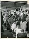 "MIKAN 4295853 Chorus girls applying make-up between scenes of ""Fridolinons"". March 1945 [224 KB, 1000 X 1312]"