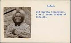 MIKAN 5196029 [Martha Shinnatok]. [between 1955-1963] [[Martha Shinnatok]., [between 1955-1963]]