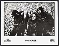 MIKAN 4368290 Press portrait of Big House. BMG Music Canada Inc. / Boom Town Music. [ca. 1990-1992]. [Press portrait of Big House. BMG Music Canada Inc. / Boom Town Music., [ca. 1990-1992].]