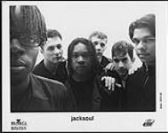 MIKAN 4383140 Photo de presse de Jacksoul. BMG Music Canada Inc. / Ariola. [entre 1996-2000] [Photo de presse de Jacksoul. BMG Music Canada Inc. / Ariola., [entre 1996-2000]]