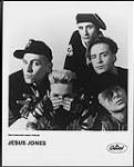 MIKAN 4383173 Photo de presse de Jesus Jones. Capitol Records. ca. 1998. [131 KB, 1000 X 1236]