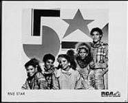 MIKAN 4382869 Five Star (photo promotionnelle de RCA Records) [entre 1985 and 1988]. [127 KB, 1000 X 805]