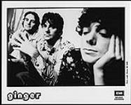 MIKAN 4383014 Ginger (photo promotionnelle d'EMI Music Canada) août 1996 [Ginger (photo promotionnelle d'EMI Music Canada), août 1996]
