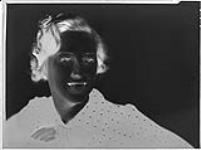 MIKAN 4331606 Mlle G. Batterton. 1 septembre 1936 [Mlle G. Batterton., 1 septembre 1936]