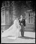 MIKAN 4333113 Blackburn (Eric) - Coristine Wedding. April 29, 1937 [Blackburn (Eric) - Coristine Wedding., April 29, 1937]