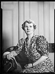 MIKAN 4333559 Mrs. L.R. LaFleche, wife of Major-General LaFleche, with children. April 3, 1937 [Mrs. L.R. LaFleche, wife of Major-General LaFleche, with children., April 3, 1937]
