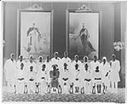 MIKAN 4334312 Visite du Prince et de la Princesse Chichibu. Maison du gouvernement. 5 avril 1937 [Visite du Prince et de la Princesse Chichibu. Maison du gouvernement., 5 avril 1937]