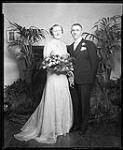 MIKAN 4348549 Mariage Davis-Moloughney. 21 avril 1937 [Mariage Davis-Moloughney., 21 avril 1937]