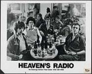 MIKAN 4381572 Press portrait of Heaven's Radio. 1979. [174 KB, 1000 X 799]