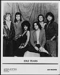 MIKAN 4384271 Portrait de presse du groupe Idle Tears. ca. 1986. [175 KB, 1000 X 1246]