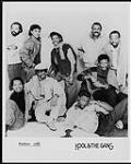 MIKAN 4380646 Press portrait of Kool & The Gang. PolyGram / DeLite Records. [between 1969-1984]. [Press portrait of Kool & The Gang. PolyGram / DeLite Records., [between 1969-1984].]