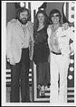 MIKAN 4429992 Ted Daigle standing with Jerry and Jo'Anne Robitaille   [between 1975-1979]. [253 KB, 1000 X 1394]