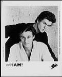 MIKAN 4442128 WHAM! (Epic publicity photo)  [between 1982-1986]. [WHAM! (Epic publicity photo), [between 1982-1986].]