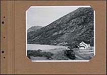 MIKAN 5313797 Bennett Station and Bennett Lake. ca. 1950-1960. [Bennett Station and Bennett Lake., ca. 1950-1960.]
