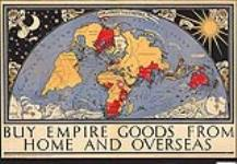 MIKAN 2845248 Highways of Empire :  [cartographic material] buy Empire goods from home and overseas 1926-1934 [Highways of Empire : [cartographic material], 1926-1934]