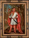 MIKAN 2894989 Etowaucum (baptisé Nicholas). Nommé Etow Oh Koam, King of the River Nation  1710 [Etowaucum (baptisé Nicholas). Nommé Etow Oh Koam, King of the River Nation, 1710]