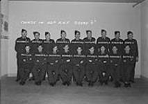 "MIKAN 5012741 Course 14 - A.G.'s R.A.F. Squad ""B"". 20 Nov. 1944 [Course 14 - A.G.'s R.A.F. Squad 'B'., 20 Nov. 1944]"