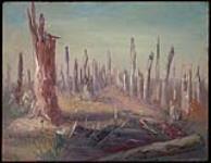 MIKAN 2894913 Sanctuary Wood, Flandres. 1920 [165 KB, 1000 X 770]