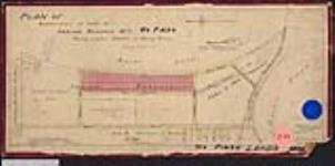 MIKAN 2148169 Plan of subdivision of part of,  agency or Pither's Point, Indian ReserveNo. 1, Rainy Lake, district of Rainy River, also showing leased land to the town of Fort Frances. / 24 November 1916 [Plan of subdivision of part of, agency or Pither's Point, Indian ReserveNo. 1, Rainy Lake, district of Rainy River, also showing leased land to the town of Fort Frances. /, 24 November 1916]