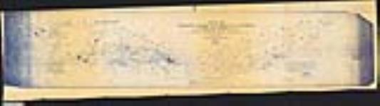 MIKAN 2148303 Plan of St. Lawrence islands opposite townships of Leeds, Landsdowne, Escott, Yonge and Elizabeth. / 1895 [Plan of St. Lawrence islands opposite townships of Leeds, Landsdowne, Escott, Yonge and Elizabeth. /, 1895]