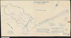 MIKAN 2148153 Plan of survey of Bergie Island in front of lot 15, concession vii, township of Tay, county of Simcoe. / 1946. [Plan of survey of Bergie Island in front of lot 15, concession vii, township of Tay, county of Simcoe. /, 1946.]