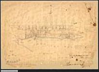 MIKAN 2148171 Plan of the township of Sarawak, Ontario, also showing the town plot of Brooke and Owen's Sound Harbour. / 1857. [Plan of the township of Sarawak, Ontario, also showing the town plot of Brooke and Owen's Sound Harbour. /, 1857.]