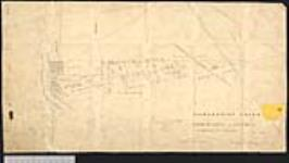 MIKAN 2148419 Plan of the Fish carrier Tract in the township of Seneca. / 1854. [Plan of the Fish carrier Tract in the township of Seneca. /, 1854.]