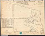 MIKAN 2148218 Plan of survey of lots 32 & 33 & part of lots 26 & 27, south of Concession Street, lot 25 & part of lot 3, west of Trafalgar Street, lots 31, 32 & 33, north of Chalmers Street, lots 30 & 31, south of Chalmers Street, part of lots 30 & 31, north of John Street, part of Marshland, part of Trafalgar Street, part ofMississaga Street and Chalmers Street as shown on plan of the village of Bronteby William Hawkins, D.P.S. and registered plans 629 & 643, town of Oakville, formerly village of Bronte, county of Ha... / 1965. [Plan of survey of lots 32 & 33 & part of lots 26 & 27, south of Concession Street, lot 25 & part of lot 3, west of Trafalgar Street, lots 31, 32 & 33, north of Chalmers Street, lots 30 & 31, south of Chalmers Street, part of lots 30 & 31, north of John Street, part of Marshland, part of Trafalgar Street, part ofMississaga Street and Chalmers Street as shown on plan of the village of Bronteby William Hawkins, D.P.S. and registered plans 629 & 643, town of Oakville, formerly village of Bronte, county of Ha... /, 1965.]