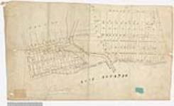 MIKAN 2148222 Plan of Bronte, Twelve Mile Creek, Trafalgar Township, Ontario. [not after 1965]. [Plan of Bronte, Twelve Mile Creek, Trafalgar Township, Ontario., [not after 1965].]
