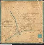 MIKAN 2148223 Plan of the extension of the town plot of Port Credit, township of Toronto, Ontario, Canada. / 1846. [Plan of the extension of the town plot of Port Credit, township of Toronto, Ontario, Canada. /, 1846.]